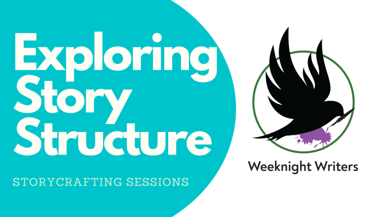 Upcoming Event - Storycrafting Sessions: Exploring Story Structure